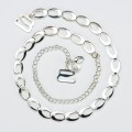 Silver Flat Chain